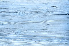 Azure wood texture backgrounds Stock Photography