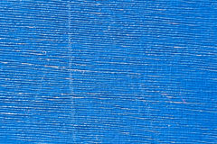 An azure wooden surface texture Royalty Free Stock Photo