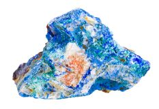 Azurite Royalty Free Stock Images