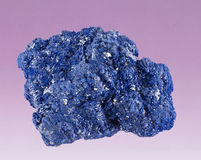 Azurite Royalty Free Stock Photography