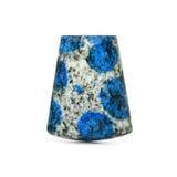 Azurite in Granite Royalty Free Stock Images
