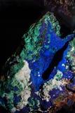 Azzurrite Immagini Stock