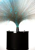 Azzurro della lampada Immagine Stock Libera da Diritti