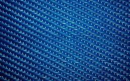 Azzurro della stuoia Immagine Stock