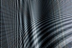 Azzurro di film Fotografie Stock