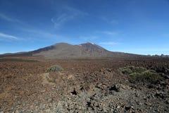 Azzurro di Teide Fotografia Stock Libera da Diritti