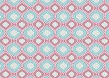 Azzurro e colore rosa Fotografia Stock Libera da Diritti