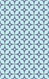 Azzurro infinito sull'azzurro Immagini Stock Libere da Diritti