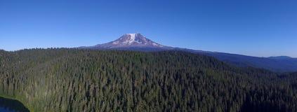 Bâti Adams, Stratovolcano à Washington photographie stock