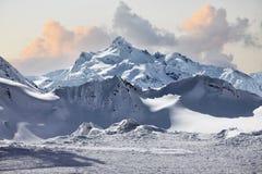 Bâti d'Elbrus Image libre de droits