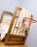 Bâti de basket-ball-joueur de la jeunesse Photo stock