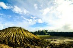 Bâti de Bromo. Photo libre de droits