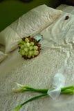 Bâti des fleurs Photos libres de droits