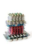 Bâti des pilules image stock
