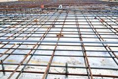 Bâti des planchers en béton Image stock