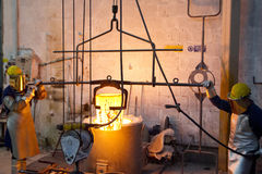 Bâti en bronze photographie stock libre de droits