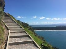 Bâti Maunganui photo stock