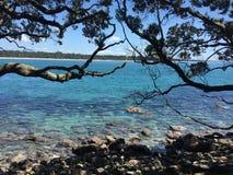 Bâti Maunganui photos libres de droits