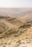 Bâti Nebo en Jordanie images stock