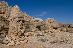 Bâti NNemrut Dagi photos stock
