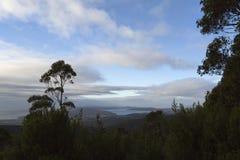 Bâti Wellington - Tasmanie Images libres de droits