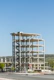 Bâtiment à pans de bois Images libres de droits