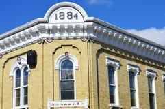 Bâtiment 1884 Photo stock