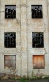 Bâtiment abandonné Photographie stock libre de droits