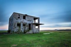 Bâtiment abandonné Photo libre de droits