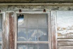 Bâtiment abandonné de la Louisiane Photographie stock