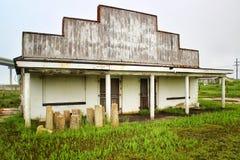 Bâtiment abandonné de la Louisiane Image stock