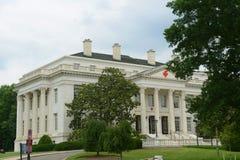Bâtiment américain de Croix-Rouge dans le Washington DC, Etats-Unis Photos libres de droits