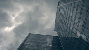 Bâtiment ayant beaucoup d'étages, Toronto, Ontario, Canada Photos libres de droits