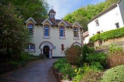Bâtiment bon saint, Malvern Wells Image libre de droits