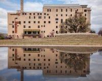Bâtiment commémoratif national de musée de Ville d'Oklahoma images stock