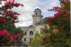 Bâtiment d'académie d'Annapolis Photos libres de droits