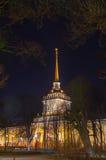 Bâtiment d'Amirauté dans le St Petersbourg Photographie stock libre de droits
