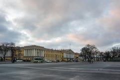 Bâtiment d'Amirauté dans le St Petersbourg Photo libre de droits