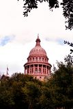 Bâtiment d'Austin Captiol images libres de droits