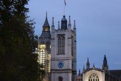 Bâtiment d'héritage au centre de Londres, R-U photo libre de droits