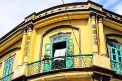 Bâtiment d'héritage, Macao, Chine photo libre de droits