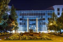 Bâtiment d'hôtel de ville Photos libres de droits