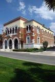 Bâtiment d'hôtel de ville dans Porec, Croatie image libre de droits
