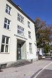 Bâtiment d'Union d'étudiant dans Siegen, Allemagne Images stock