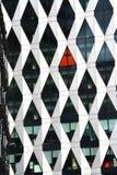 Bâtiment d'université de Salford à Manchester R-U Images stock