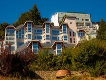 Bâtiment dans Bariloche Image libre de droits
