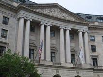 Bâtiment dans le Washington DC images libres de droits
