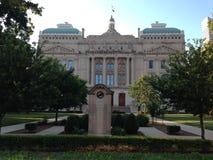 Bâtiment de capitol d'Indianapolis Image libre de droits
