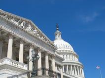 Bâtiment de capitol des Etats-Unis à Washington, C Photo libre de droits