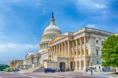 Bâtiment de capitol des Etats-Unis Image libre de droits